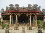 nearby attraction - Khoo Kongsi( only 3mins walk from homestay)