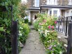 The Garden leading up to No1 Harrogate
