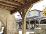 Villereal village