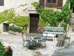 Studio petit village Calvi