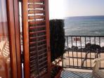 vista di una delle nostre camere sul mare
