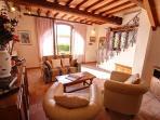Podere Vignola - Fienile - Living Room
