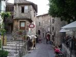 Enjoy the historic ambiance of beautiful St Paul de Vence