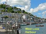 Old Chapel Cottage is just a few minutes walk from the beautiful harbourside
