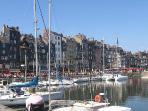 Vieux Bassin Honfleur