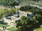 Valmagne abbey (15 km)