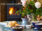 Cosy woodburner, luxurious underfloor heating and homemade scones, bread and jam on arrival.