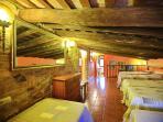 Dormitory in house Paller Mas Estrada