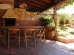 Veranda + barbecue