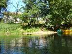 River - la Maison au bord de la Rivière