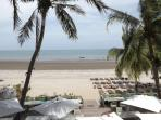 Khao Takiab Beach just 5 minutes walk