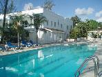 Beach House pool & restaurant has guest access