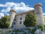 The Orsini Odescalchi Castle
