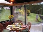 Sun Lounge for Breakfast