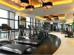 Fitness Center ( Gym, Pilates Area, Lockers, Sauna & SPA )
