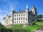 Historic sites to visit Dunrobin Castle