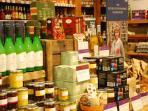 Love food?  Don't miss Chatsworth Farm Shop.