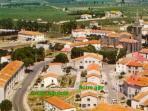 Village de Vias et Notre Gîte
