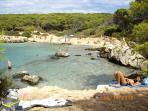 Spiaggetta Baia Porto Selvaggio