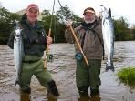 Fishing on the local River Feale - 2 minutes away
