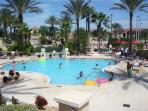 Beautiful Regal Palms Resort pool
