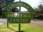 Carsphairn Heritage Centre for Information on the Galloway Forest Park