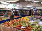 Dalyan Fruit Market