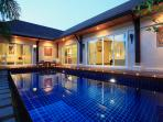 2 Bedroom Pool Villa in Rawai