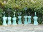 parco delle sculture di daniel spoerri