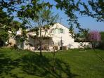 Gite du Domaine de Cabirac: close to Bordeaux in vineyard area