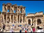 Antique city Ephesus