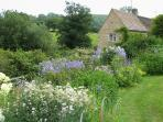 Neathwood Cottage is set in an idyllic, 'hidden' Cotswolds valley