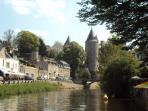 Chataux at Josselin