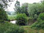 Private coarse fishing is available on three carp ponds