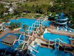 piscinas, parque acuatico