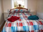 Bedroom 1 - Ground floor with 4' double bed