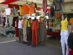 Market days: fabulous clothes shopping for just a few Euros