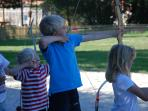 archery in Jonzac