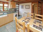 Heron Cottage kitchen