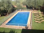 Swimming pool (10mx5m)