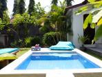 KATU villa 1Br + Pool Seminyak