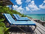Villa Eden - private oceanfront retreat in Cozumel
