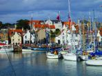 Nearby Anstruther Harbour