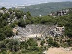 Historic sites to visit around Kalkan