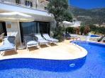 Pool at Villa Phoebe