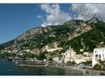 Amalfi's landscape