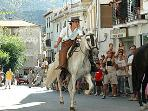 Fun Horse Events in August fiesta.