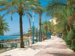 The Golden Mile - Marbella