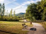 Mercatello sul Metauro - Parco - Passeggiata