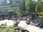 The bridge at Lofer